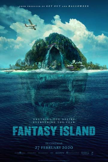 Blumhouse's Fantasy Island (PG-13) Movie Poster