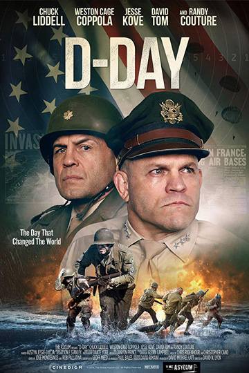 D-DAY (NR) Movie Poster