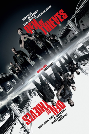 DEN OF THIEVES (R) Movie Poster