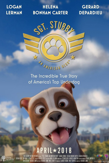 SGT. STUBBY: AN AMERICAN HERO (G) Movie Poster