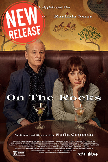 On the Rocks (R) Movie Poster