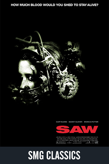 $5 Saw (R) Movie Poster