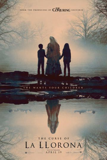 CURSE OF LA LLORONA (R) Movie Poster