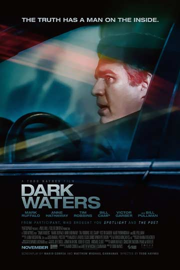 DARK WATERS (PG-13) Movie Poster