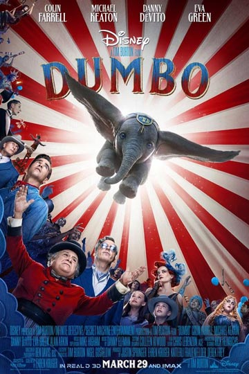 DUMBO (PG) Movie Poster