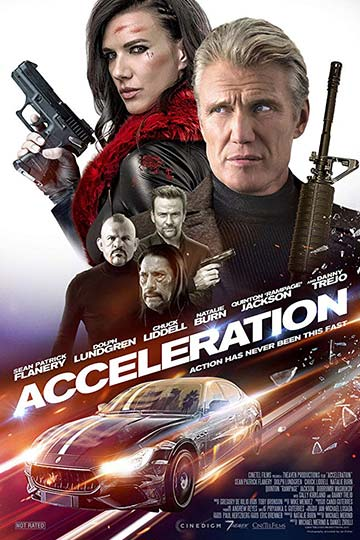 ACCELERATION (R) Movie Poster