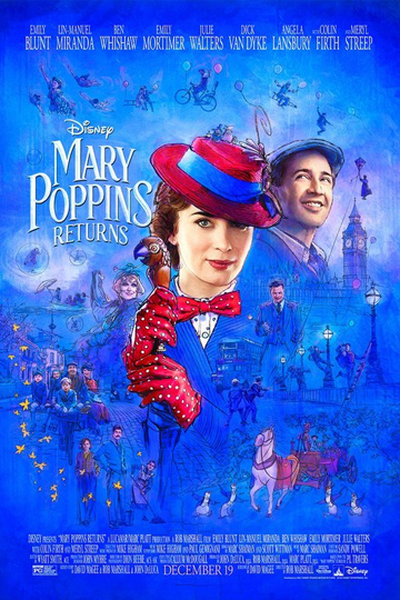 mary-poppins-returns Movie Poster