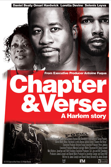 CHAPTER AND VERSE (R) Movie Poster