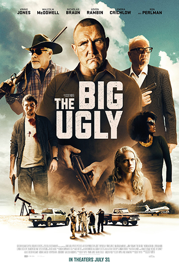 The Big Ugly (R) Movie Poster