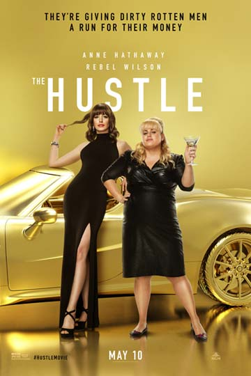 THE HUSTLE (PG-13) Movie Poster