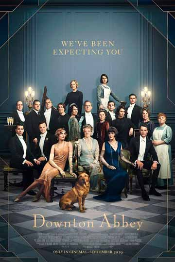 DOWNTON ABBEY (PG) Movie Poster