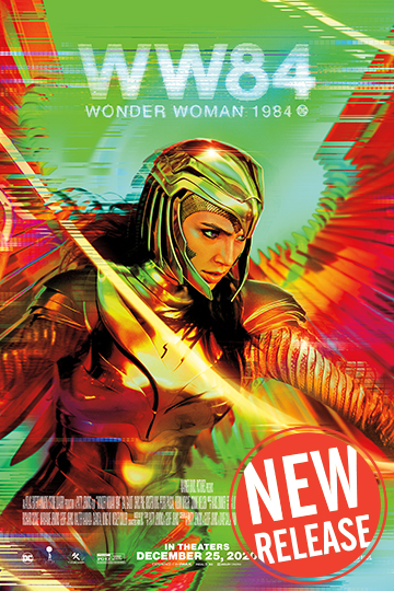 Wonder Woman 1984 (PG-13) Movie Poster