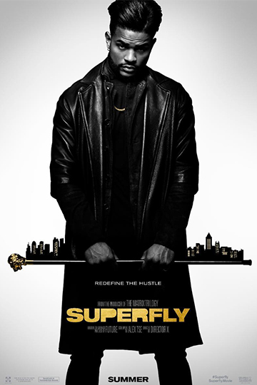 SUPERFLY (R) Movie Poster