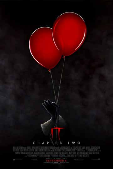 IT: CHAPTER TWO (R) Movie Poster