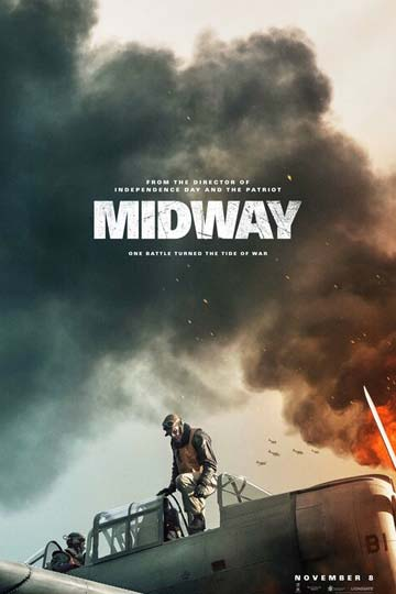 MIDWAY (PG-13) Movie Poster