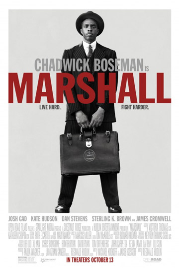MARSHALL (PG-13) Movie Poster