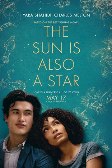 THE SUN IS ALSO A STAR (PG-13) Movie Poster