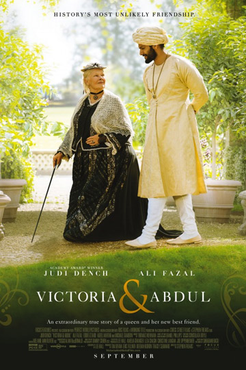 VICTORIA AND ABDUL (PG-13) Movie Poster