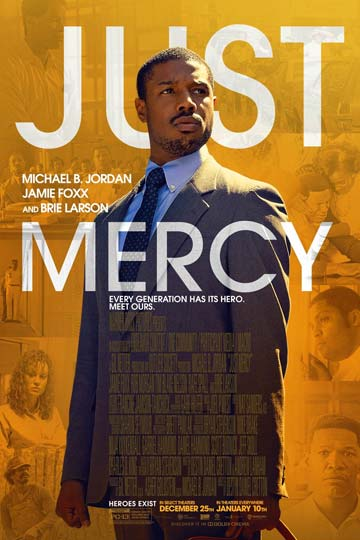 JUST MERCY (PG-13) Movie Poster