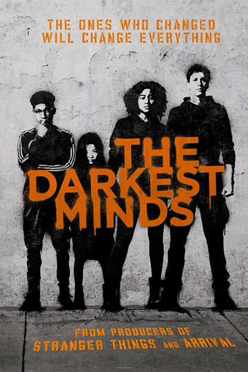 THE DARKEST MINDS (PG-13) Movie Poster