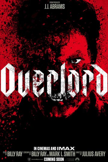 OVERLORD (R) Movie Poster