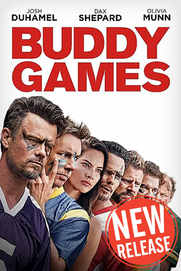 Buddy Games (R) Movie Poster