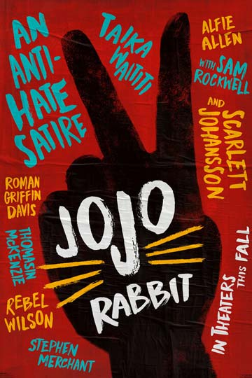 JOJO RABBIT (PG-13) Movie Poster