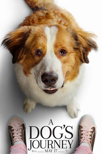 A DOG'S JOURNEY (PG) Movie Poster