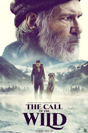 The Call of the Wild (PG) Movie Poster