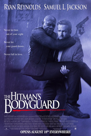 THE HITMAN'S BODYGUARD (R) Movie Poster