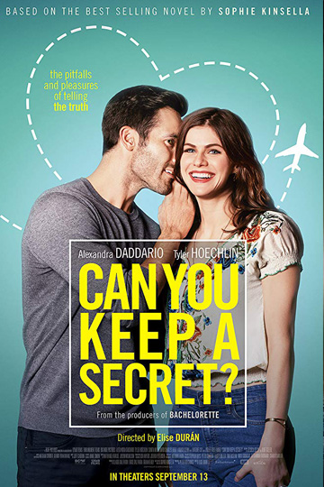 CAN YOU KEEP A SECRET (NR) Movie Poster
