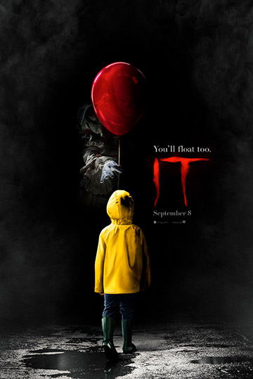 IT (R) Movie Poster