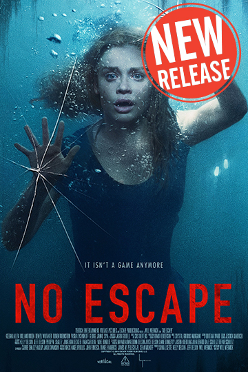 No Escape (R) Movie Poster