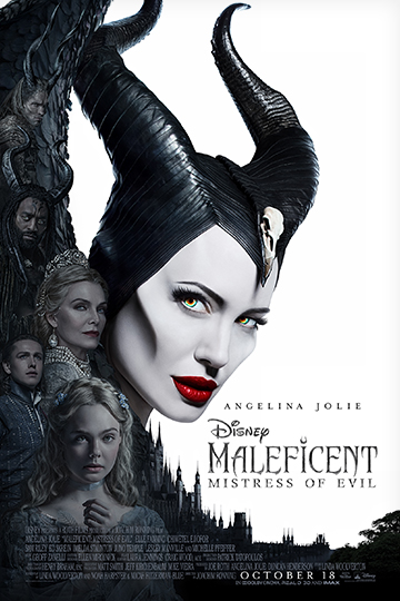 MALEFICENT: MISTRESS OF EVIL (PG-13) Movie Poster