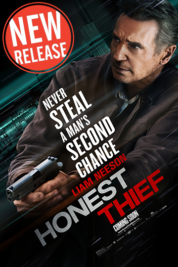 Honest Thief (PG-13) Movie Poster