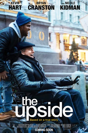 THE UPSIDE (PG-13) Movie Poster