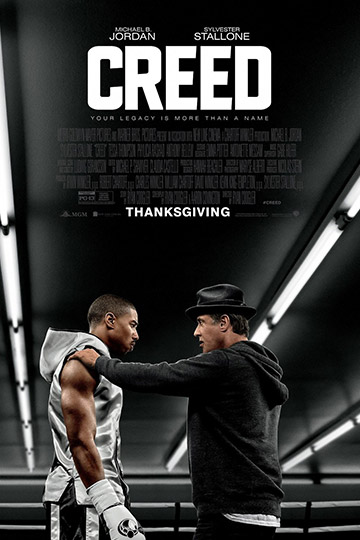 $1 CREED (PG-13) Movie Poster