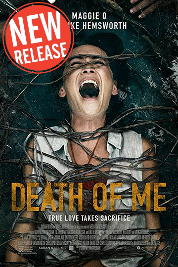 Death of Me (R) Movie Poster