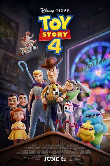TOY STORY 4 (G) Movie Poster