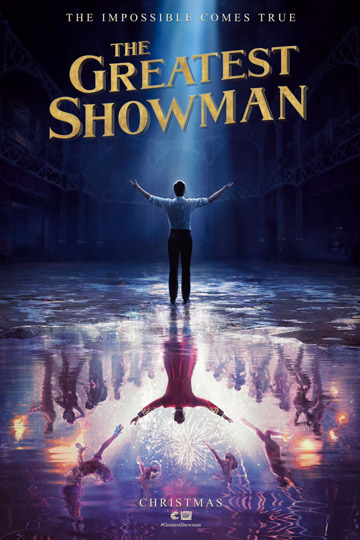 THE GREATEST SHOWMAN (PG) Movie Poster