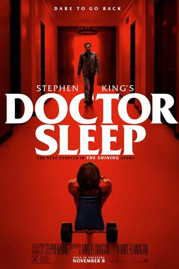 DOCTOR SLEEP (R) Movie Poster