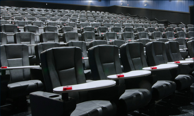 Studio Movie Grill seats