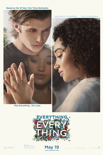 EVERYTHING, EVERYTHING (PG-13) Movie Poster