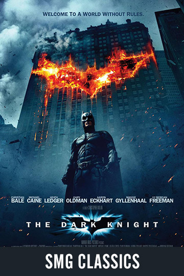 $5 THE DARK KNIGHT (PG-13) Movie Poster