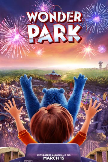 WONDER PARK (PG) Movie Poster