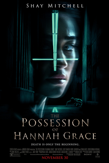 THE POSSESSION OF HANNAH GRACE (R) Movie Poster