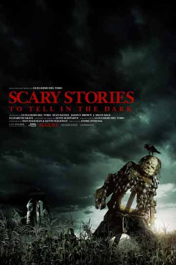 SCARY STORIES TO TELL IN THE DARK (PG-13) Movie Poster