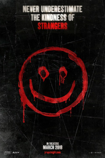 STRANGERS: PREY AT NIGHT (R) Movie Poster