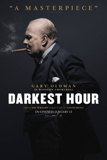 DARKEST HOUR (PG-13) Movie Poster
