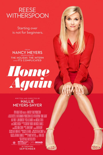 HOME AGAIN (PG-13) Movie Poster